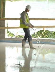floor screed leicester