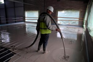 floor screed northamptonshire